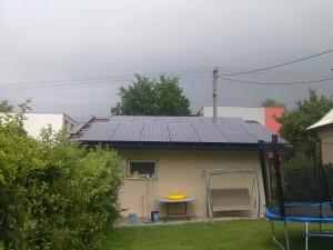 fotovoltaická elektrárna 5 kw