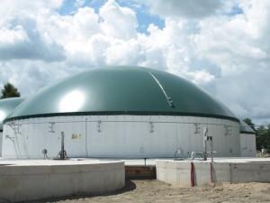 bioplynová stanice Pěčín