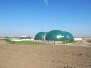 Bioplynová stanice Uherčice, ČR