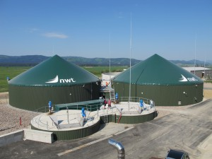 Bioplynová stanice Turčianské Teplice, SK
