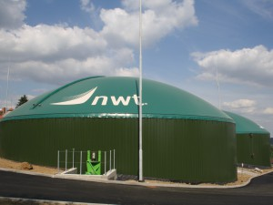 Bioplynová stanice Žitín, ČR