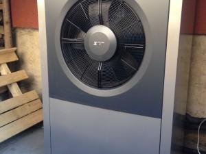 Tršice, 17 kW Tepelné čerpadlo